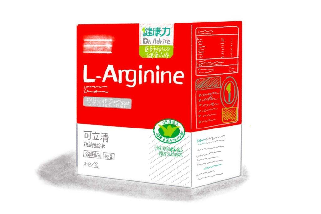可立清L精胺酸