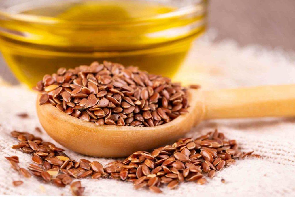 亞麻仁油降血脂保健食品