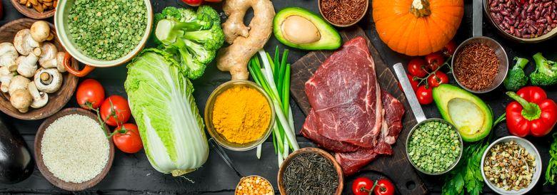 膠原蛋白食物