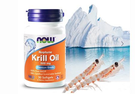 健而婷 南極磷蝦油