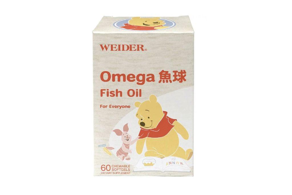 Weider魚油推薦