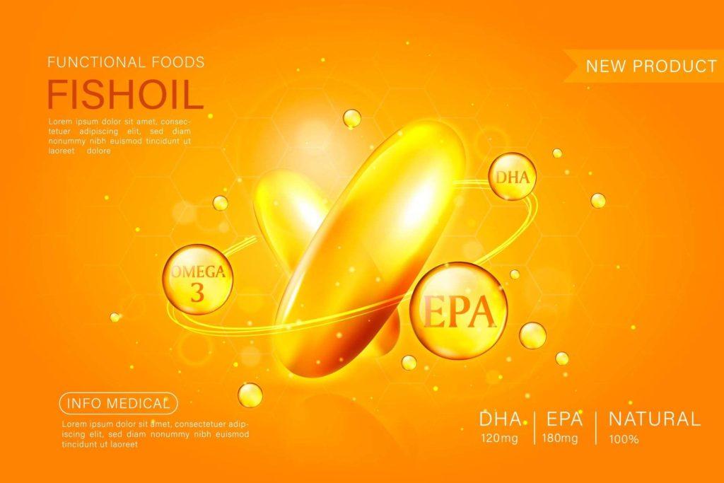 魚油omega3含量