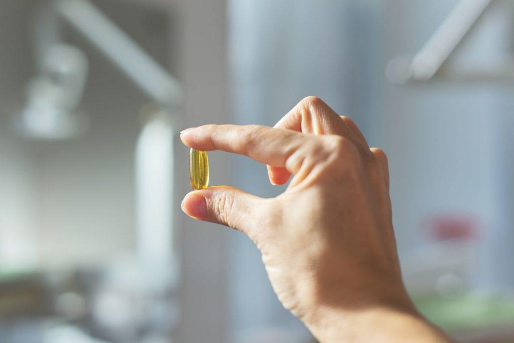 魚油每日推薦攝取量