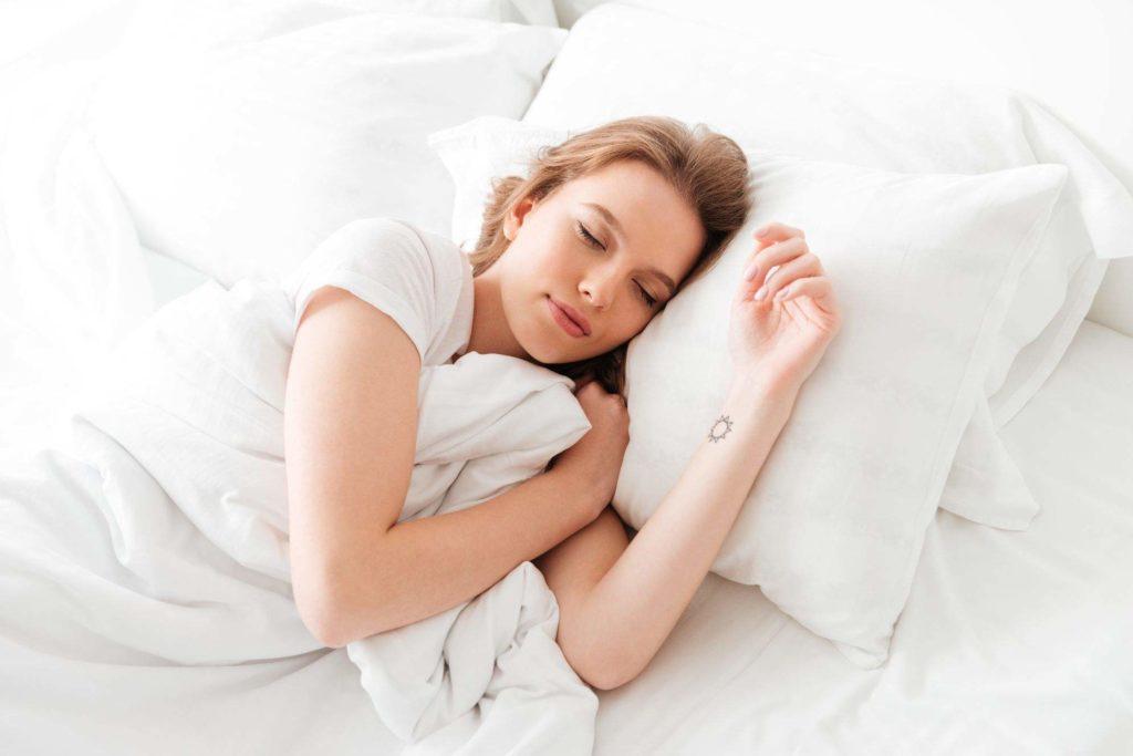 B群推薦失眠