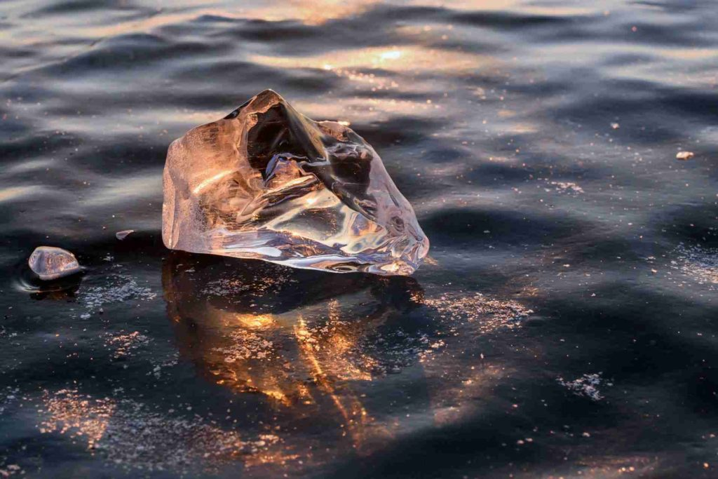 天然深層水