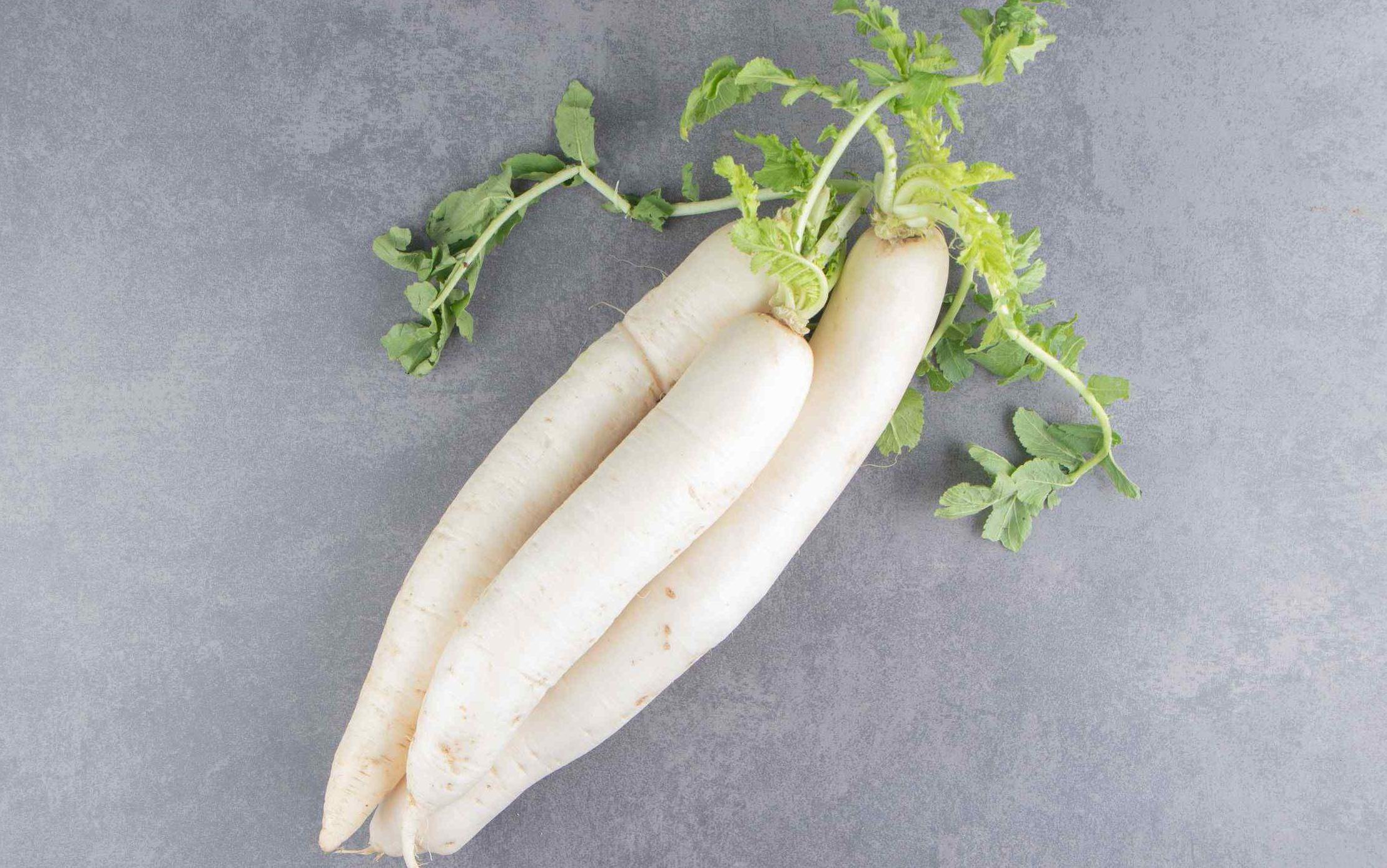 膳食纖維白蘿蔔